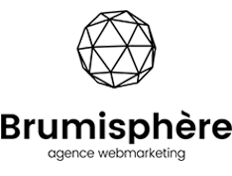 Logo de Brumisphère - Agence Webmarketing, partenaire des Escapades Musicales